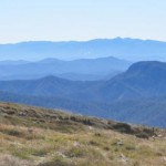 Looking East - Mt Stirling