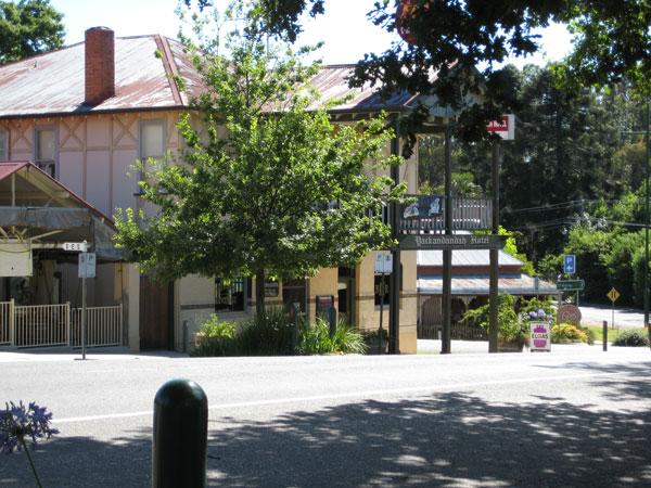 Historic Yackandandah Pub