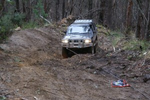 4WD trip - CMR Offroad - Ironman Winch