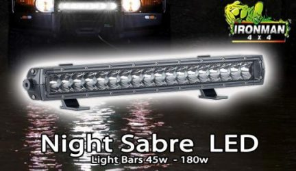 Ironman 4x4 Accessories For Your 4wd Led Light Bars