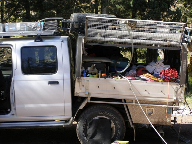 4wd Action - Crookhaven Mechanical Repairs   4WD specialists