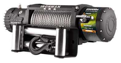 Ironman 4x4 Monster Winch