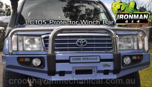 Ironman 4x4 105LC Protector Bar