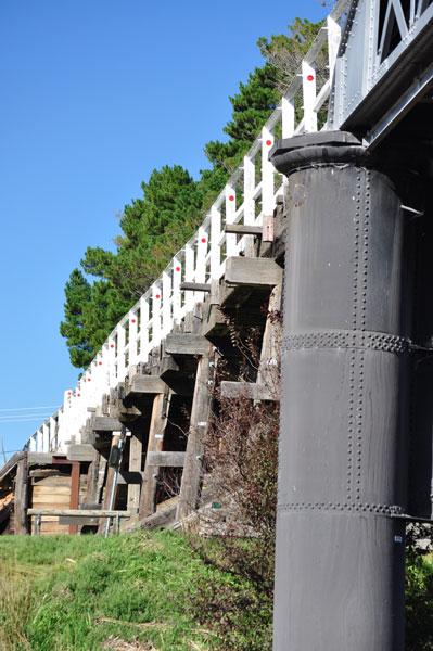 Dalgety Bridge 1888