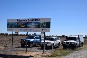 QLD NSW Border