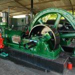 Bourke Wharf - Crossley Engine