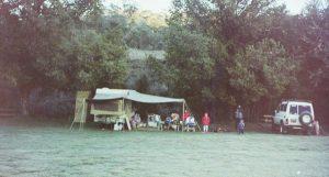 Yarrangabilly Camp Kozi NP