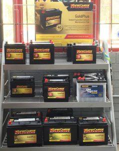 Supercharge Batteries