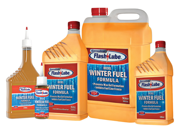 Flashlube Winter Fuel Formula