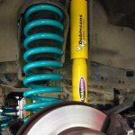 Dobinsons Coils Spring and Nitro Gas Shock