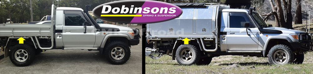 Dobinsons HD Kit Before After