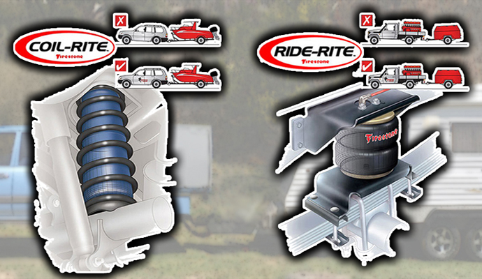Air Bags Coil-Rite Ride-Rite