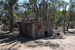 Abercrombie River NP Licking Hole Hut