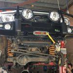 suspension upgrade